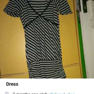 Turun harga dress bahan kaos