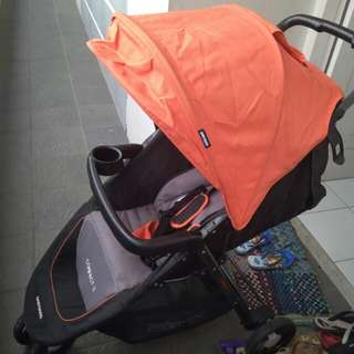 Baby Stroller Compact 3