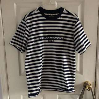 GUESS NAVY A$AP TEE