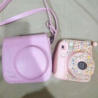 粉色拍立得 mini8
