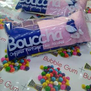 Bouccha original kids non alcohol perfume aroma Bubble Gum