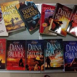 Diana Palmer books