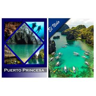 4D3N PUERTO PRINCESA and EL NIDO FREE AND EASY PACKAGE