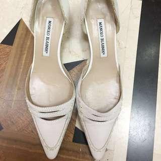 Manolo Blahnik high heels 35.5