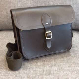 Full Leather Camera Bag