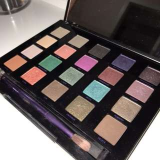 Vice Urban Decay Eyeshadow Palette