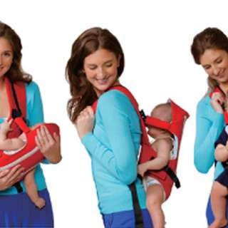 Sweet Cherry 3way Baby Carrier SC652