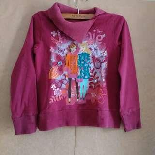 Sweater Anak Barbie Ori