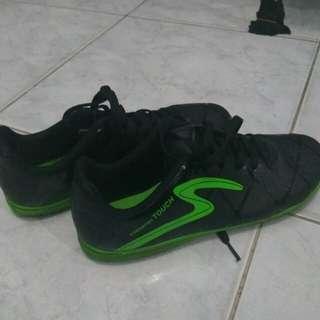 Sepatu Futsal Specs Diablo In Black Opal