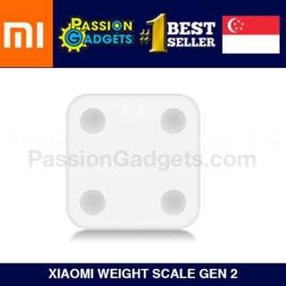 Xiaomi Weight Scale Gen 2