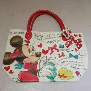 Minnie 手挽袋
