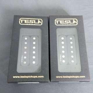 Tesla Plasma-3 Pickups