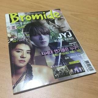 Bromide magazine