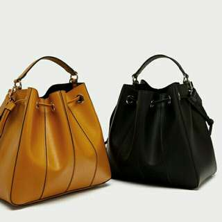 Hot price.. Zara drawstring original import