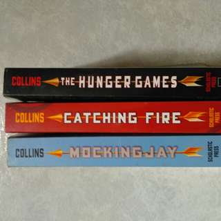 The Hunger Games: Complete Trilogy