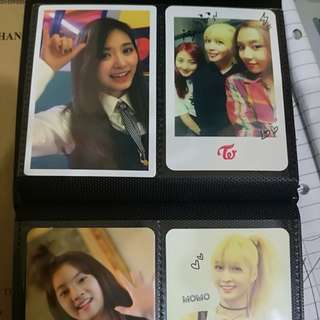 """ WTS "" TWICE TSB photocards"