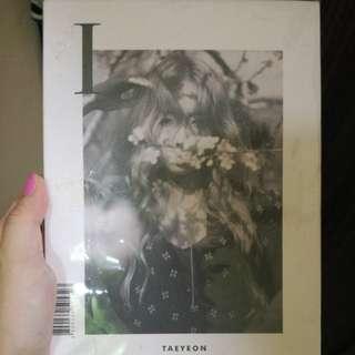 Taeyeon first album I