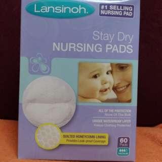 Lansinoh Breast Pad/Nursing Pad 60's/box