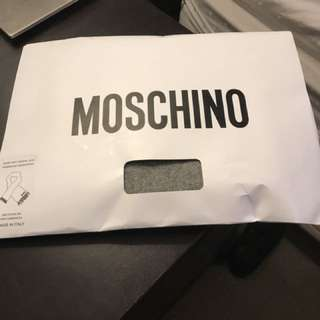 Moschino scarf new in package
