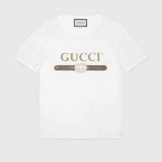 Gucci vintage tee