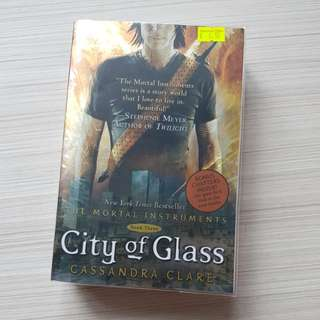 CITY OF GLASS THE MORTAL INSTRUMENTS