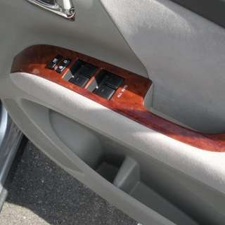 ★ Toyota Estima 50 Brown Wood Arm Rest Panel ★