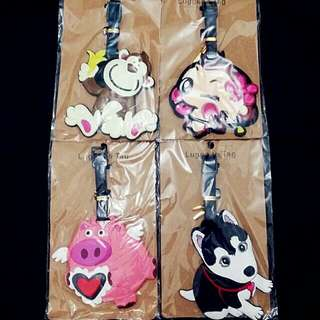 Animal Farm Luggage Tags