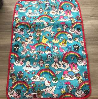 Jujube Rainbow Dream Change Pad