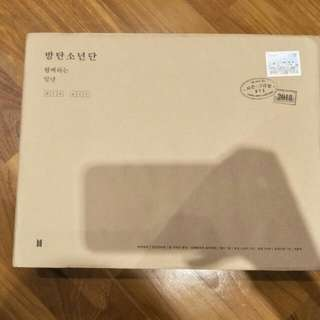 Bts seasons greeting 2018( price include postage)