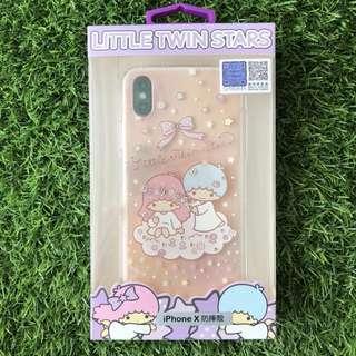 原裝正品 Sanrio Little Twin Stars iPhone X Case 防摔殼 Garmma