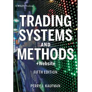 Wiley Trading Systems and Methods 5th Edition