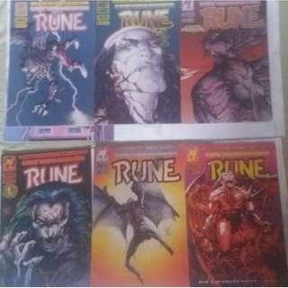 Rune comics