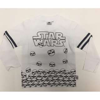 Star Wars Tsum Tsum Long Sleeve Storm Trooper