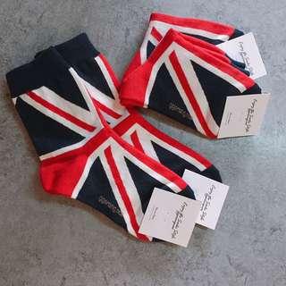 英倫風 襪 (4對 不散賣)