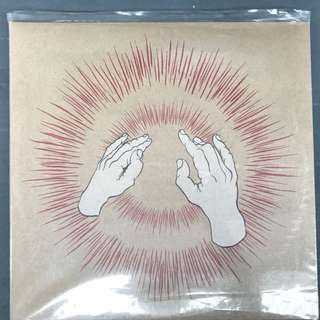 GODSPEED YOU! BLACK EMPEROR - Lift Your Skinny Fist Like Antennas to Heaven 2x LP VINYL RECORDS