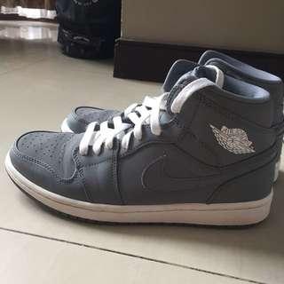 Air Jordan 1 Cool Grey