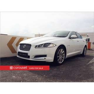 Jaguar XF 3.0A Luxury