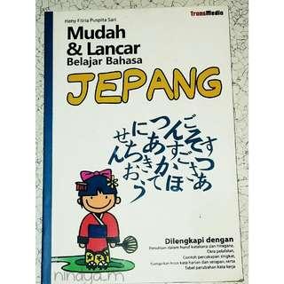 Mudah dan Lancar Belajar Bahasa Jepang