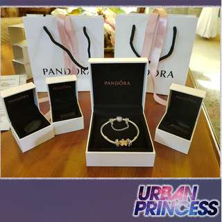 Authentic Pandora Pre-Loved