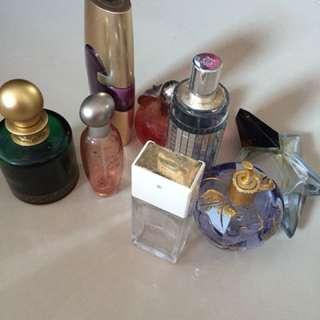 Botol kosong parfum