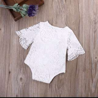 Lace Hallow Romper- 350php