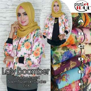 Loly boomber