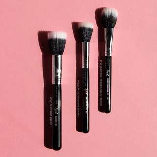 Sigma Beauty DuoFibre Face Brushes