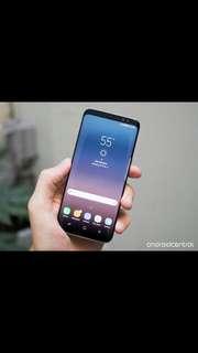 Samsung S8 bisa cicilan tanpa kartu kredit