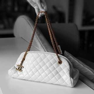 Authentic Chanel Just Mademoiselle Bag
