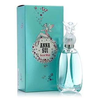 Authentic Anna Sui Secret Wish 30ml