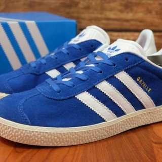 Adidas Gazelle OG Blue White