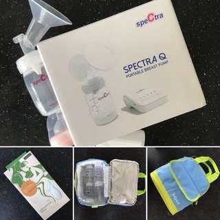 Spectra Q Portable Breast Pump