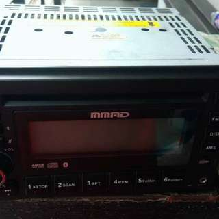 MMAD 2DIN Head Unit