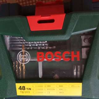 Portable drilling (Bosch)